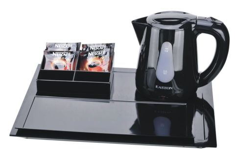 ELECTRIC KETTLE & TRAY KETTLE SET<br> 1 es_1018ht